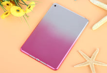 A-SHU PINK GRADIENT COLOUR APPLE IPAD MINI 4 SMART TABLET PROTECTIVE CASE - A-SHU.CO.UK