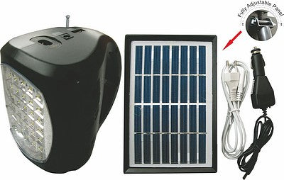 ULtraTec Solar Sound Charger