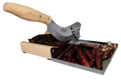 UltraTec Biltong Pro cutter with magnetic steel tray-gadget-Adventure Playground