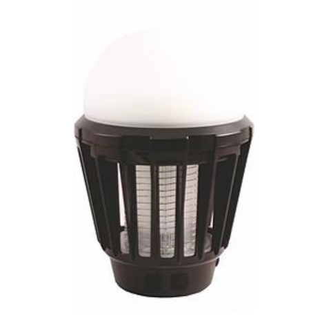 Ultratec LED BUG ZAPPER LANTERN BLACK-Adventure Playground