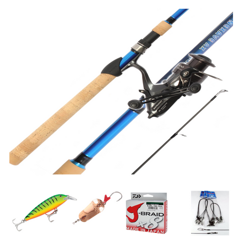 Tiger Fishing Combo-combo-Adventure Playground