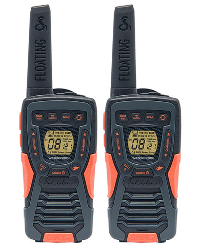 Cobra 2-WAY Radio 12km Waterproof-Adventure Playground