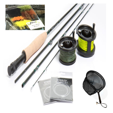 Stealth Fly Fishing Combo-combo-Adventure Playground
