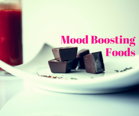 Boost Your Mood with These 5 Nutritious Foods