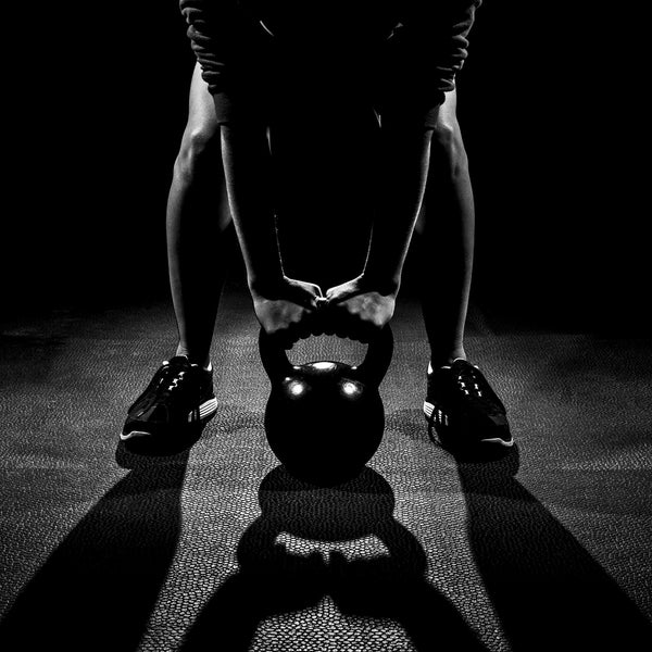 28 Day Ultimate Kettlebell Challenge