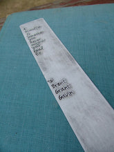 A Grandpa Is Someone You Never Outgrow Your Need For Custom Hand Stamped Aluminum Bookmark by MyBella