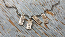 I Love Jesus, But I Drink A Little Custom Hand Stamped Pick Your Poison And Make It Yours Wine Beer Martini Coffee Necklace by MyBella