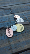 Walking Inspirations Love Token Necklace with Happy Heart Dream Arrow Faith and Love by MyBella