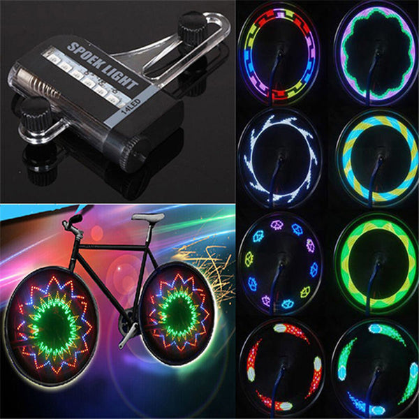HOT 14 Color Bike Bicycle Cycling Spoke Wire Tire-Justt Click