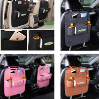 1Fashion Car Back Seat Organizer Holder Ceiling Multifunction Travel Storage - Justt Click