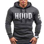 2017 Hoodies Men Sudaderas Hombre Hip Hop Mens Zipper Hoodie Sweatshirt Slim Fit-Justt Click