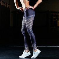 Hot Women Running Pant Girls Gym Long Yoga Pants Women Sports Trousers Skinny Sexy Fitness Tight Leggings YD5011-Justt Click