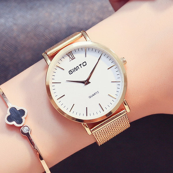 2017 New Women Quarzt Wrist watch-Justt Click