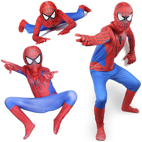 ... Fashion Red Spiderman Costume Spider Suit Spider-man Costumes Children Kids boy Spider-Man ...  sc 1 st  Justt Click & Fashion Red Spiderman Costume Spider Suit Spider-man Costumes ...