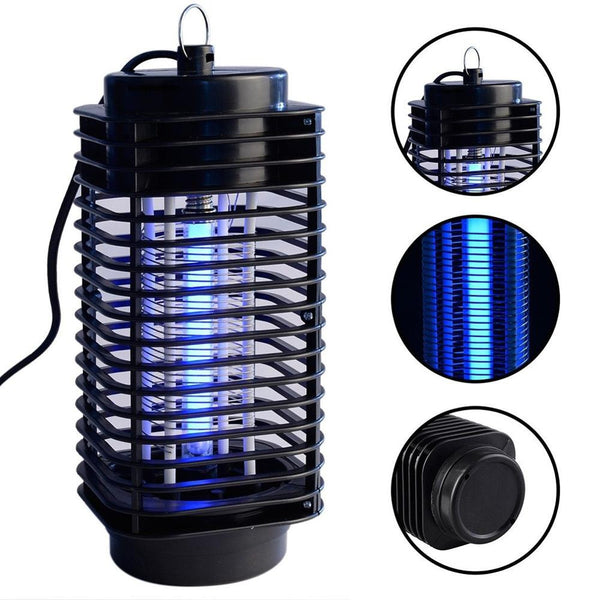 220V Electric Photocatalyst Mosquito Fly Bug Insect Zapper Killer For Pest Control-Justt Click