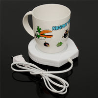 220V Electric Powered Coffee Tea Warmer Pad-Justt Click