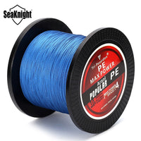 SeaKnight 500 Meter Braided Multi filament PE Braided 4 Strands Sea Fishing Line-Justt Click