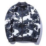 Camouflage Jacket Men New Brand Camo Mens Bomber Jackets Hip Hop Mens Jackets and Coats Pilot Windbreaker Man Russia Size-Justt Click