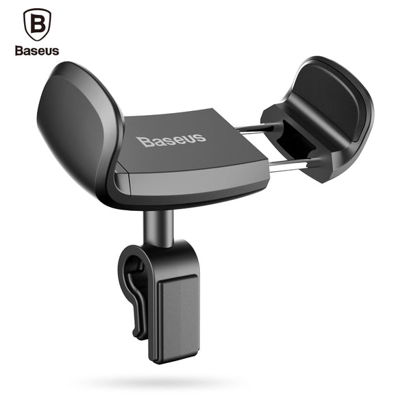 360 Adjustable Car Phone Holder For iPhone samsung Mobile Phone Stand holder Air Vent Phone Holder Car-Justt Click