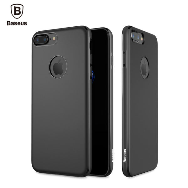 Magnetic Holder Case For iphone 7 Luxury Thinner & Lighter Flexible Cover-Justt Click