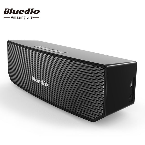 Bluedio BS-3 (Camel) Mini Bluetooth speaker Portable Wireless speaker Home Theater-Justt Click