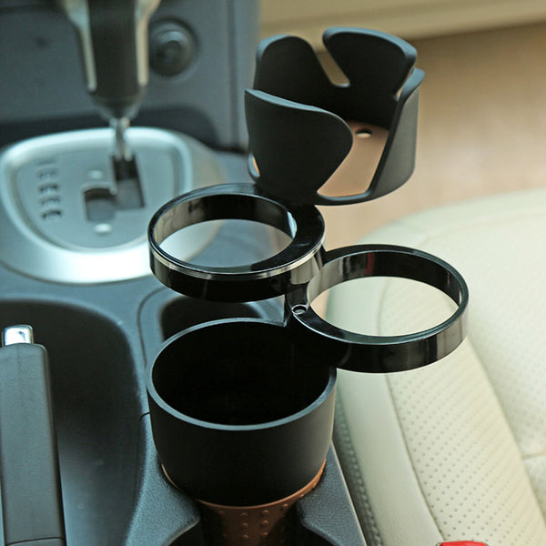 Car-styling Car Organizer Auto Sunglasses Drink Cup Holder Car Phone Holder Coins Keys - Justt Click