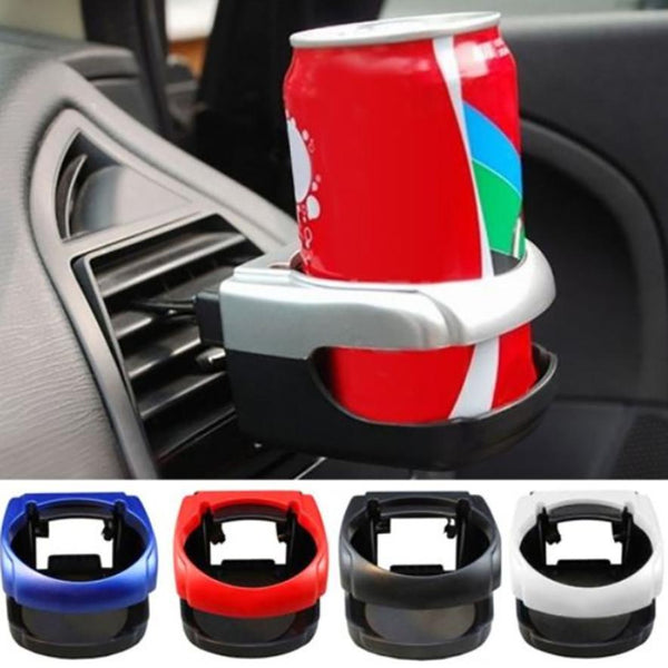 Car-styling cup holders NEW Universal Car Truck Drink Water Cup Bottle Can Holder Door Mount Stand-Justt Click