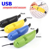 Mini USB Vacuum Keyboard Cleaner Dust Collector LAPTOP Computer-Justt Click