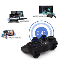 Data Frog Android Controller 2.4 G Wireless Gamepads Universal Joystick For Android Smart Phone For PC Tablet For PS3 Console - Justt Click