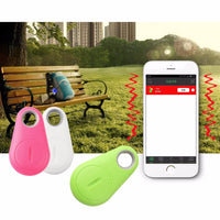 Fashion Bluetooth 4.0 Tracer GPS Locator Tag Alarm Wallet Key Pet Dog Tracker #isps-Justt Click