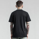Customerd Yeezuz Cross Printed Men's Summer Spring T-Shirt-Justt Click