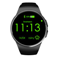High Quality Man Watches Bluetooth Smart Watch Android IOS Wearable Devices Smartwatch With Heart Rate For Samsung Gear s3-Justt Click