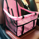 Holapet Pet Carrier Breathable Dog Car Seat For Small Dogs Pet Car Travel Accessories - 4 Colors-Justt Click