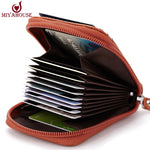 New Hot Mens/Womens Fashion Mini Leather Wallet-Justt Click