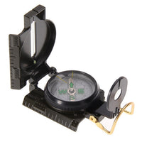 Mini Military Camping Marching Lensatic Compass Magnifier-Justt Click