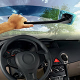 Car Microfiber Auto Window Cleaner Windshield Fast Easy Shine Brush-Justt Click