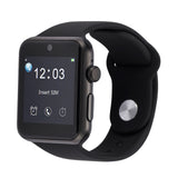 Latest Bluetooth Smart Watch Wristwatch for Samsung,IPHONE.Android Smartphones-Justt Click