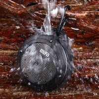 Outdoor Wireless Bluetooth 4.0 Stereo Speaker Built-in mic Shock Resistance Waterproof Speaker-Justt Click