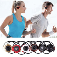 Mini503 Ear Hook Sports Wireless Headset Hands Free-Justt Click