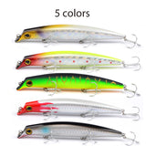 Meredith Lures Fishing 1pcs 15.5g 120mm Floating Minnow Fishing Bait Quality Professional Lures-Justt Click