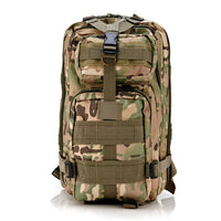 Outdoor Multi-functional Sports Camping Trekking Hiking Bag Military Tactical Backpack-Justt Click