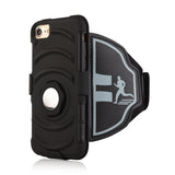 Multi in one Sports wrist/Arm band ring stand phone cases-Justt Click