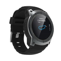 NEW GPS Sports Watch 1.3'' Color Screen Smart Watch multi-sport Smartwatch Heart rate monitor Bluetooth 4.0-Justt Click