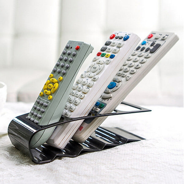 TV/DVD/VCR Step Remote Control,Mobile Phone Holder-Justt Click