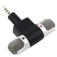 NEW Mini Recorder Stereo Voice Digital Mic Microphone Portable For Smartphones PC TRU JCB-Justt Click