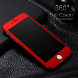Brand New High Quality Ultra Slim 360 Protection iphone Case - Justt Click