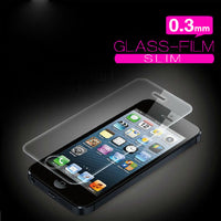 HD tempered glass screen protective film protector-Justt Click