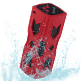 Outdoor Portable Waterproof Stereo Wireless Bluetooth 4.0 Speaker Subwoofer Speaker-Justt Click