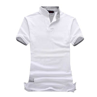 New 2017 Spring Summer Casual Short Sleeve Men's T-shirt-Justt Click