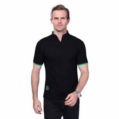 Plus Size 6XL 7XL 2017 New Fashion Brand Men's T Shirt Solid V Neck Short Sleeve T Shirt Men Slim Fit Summer Casual Mens T Shirt-Justt Click